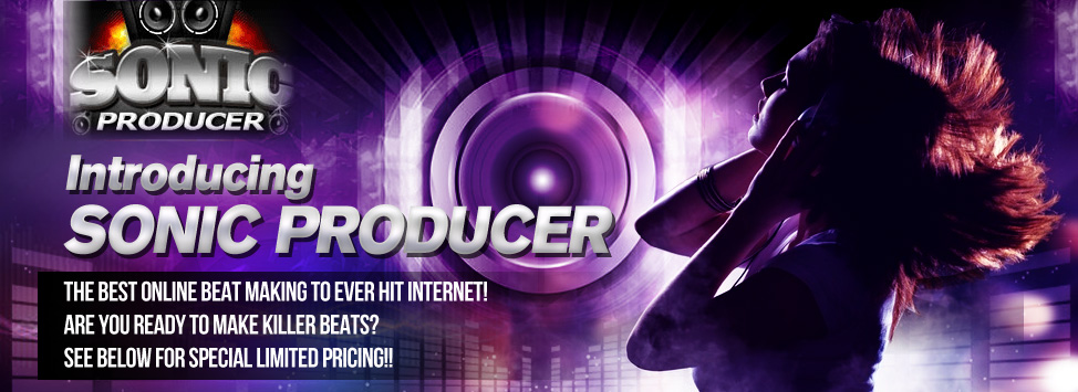 Make Beats Online With Rap Beat Maker Soniconlinebeatmaker